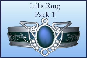 Ring Pack 1 by Lill-stock