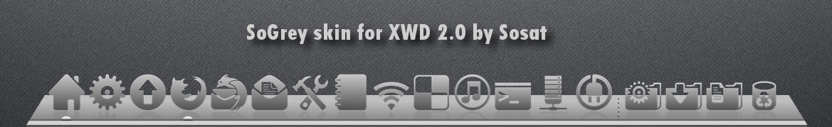 SoGrey for XWD 2.0 only
