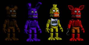 The Fazplush Gang