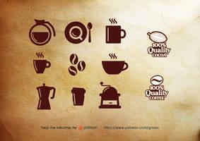 Coffee Flat by gnokii
