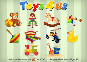 Toys by gnokii