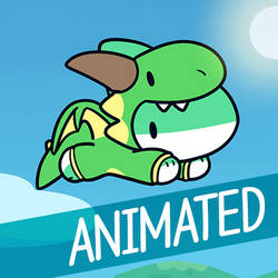 I'm a Dragon! by Vress-shark