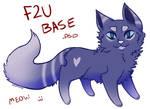 F2U Chibi Cat Base