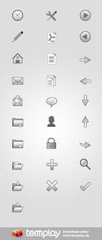 Standard Iconset