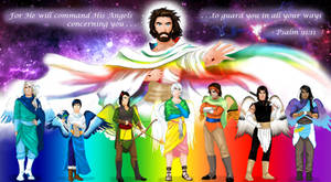 The Seven Angels of the Lord
