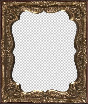 Daguerrotype Frame