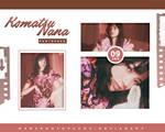 Photopack 96 - Komatsu Nana