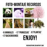 Recursos Foto-montaje