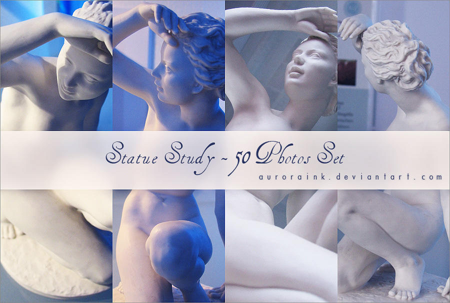 Statue STOCK Pack - 50 Photos by AuroraWienhold