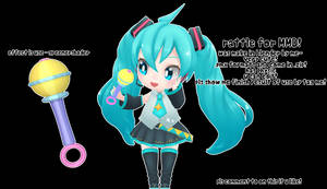 [mmd DL] rattle! [by me] by kawaii-noodle-boy