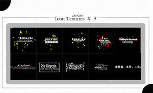 Icon Textures 6