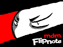 Flipnote - Wrong Weapon by MdMbunny