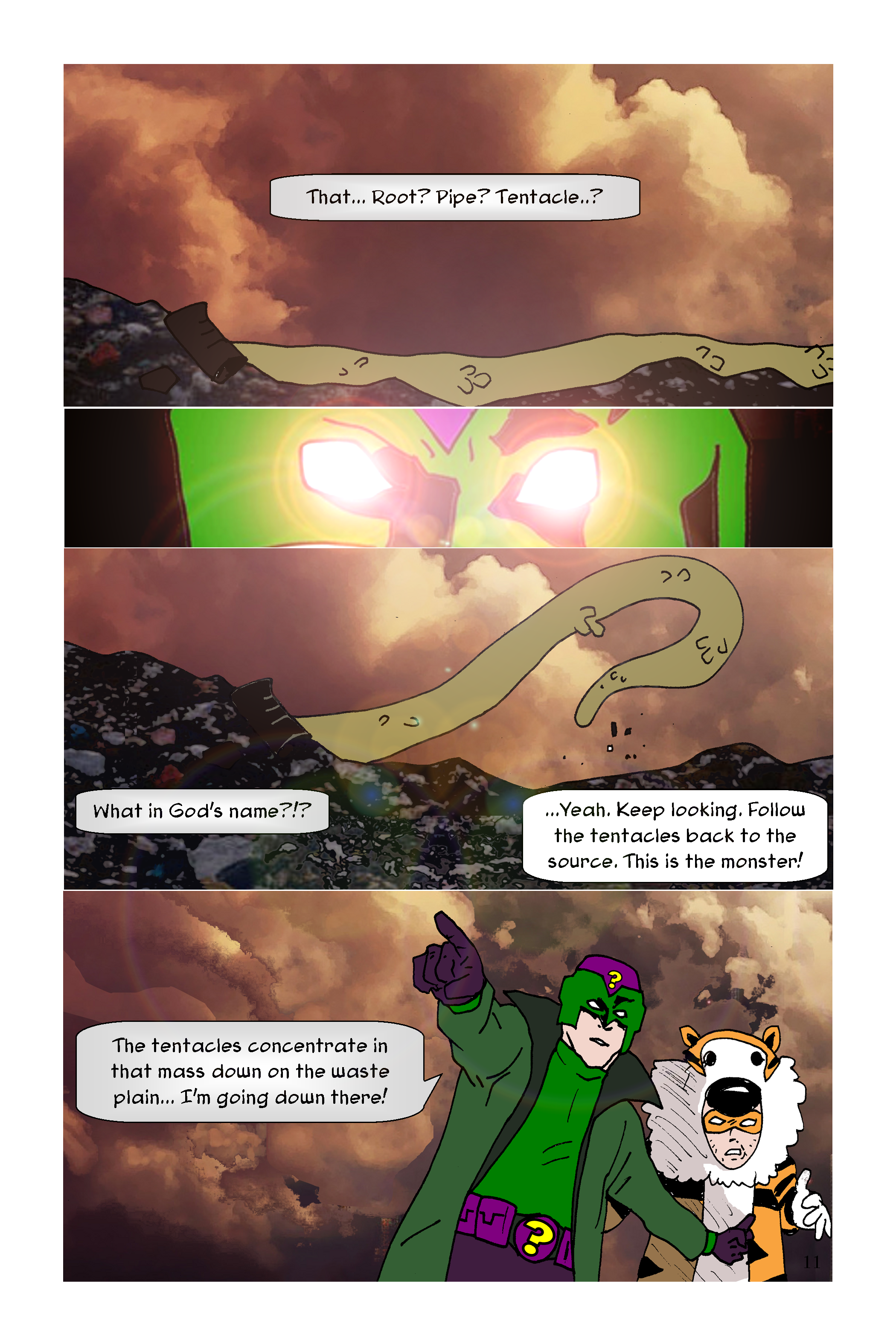 Conundrum Issue 1 Page 11