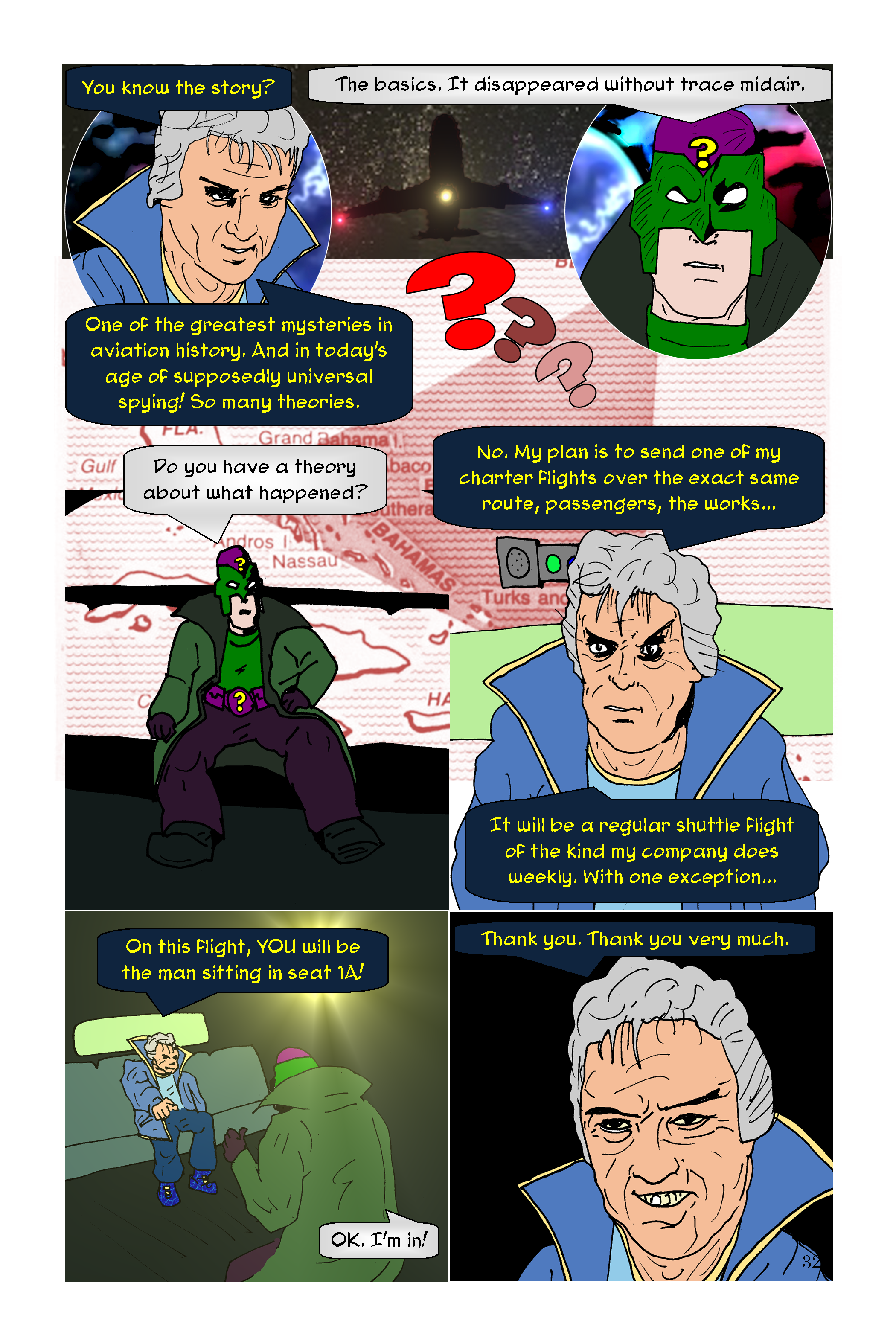 Conundrum Issue 1 Page 32
