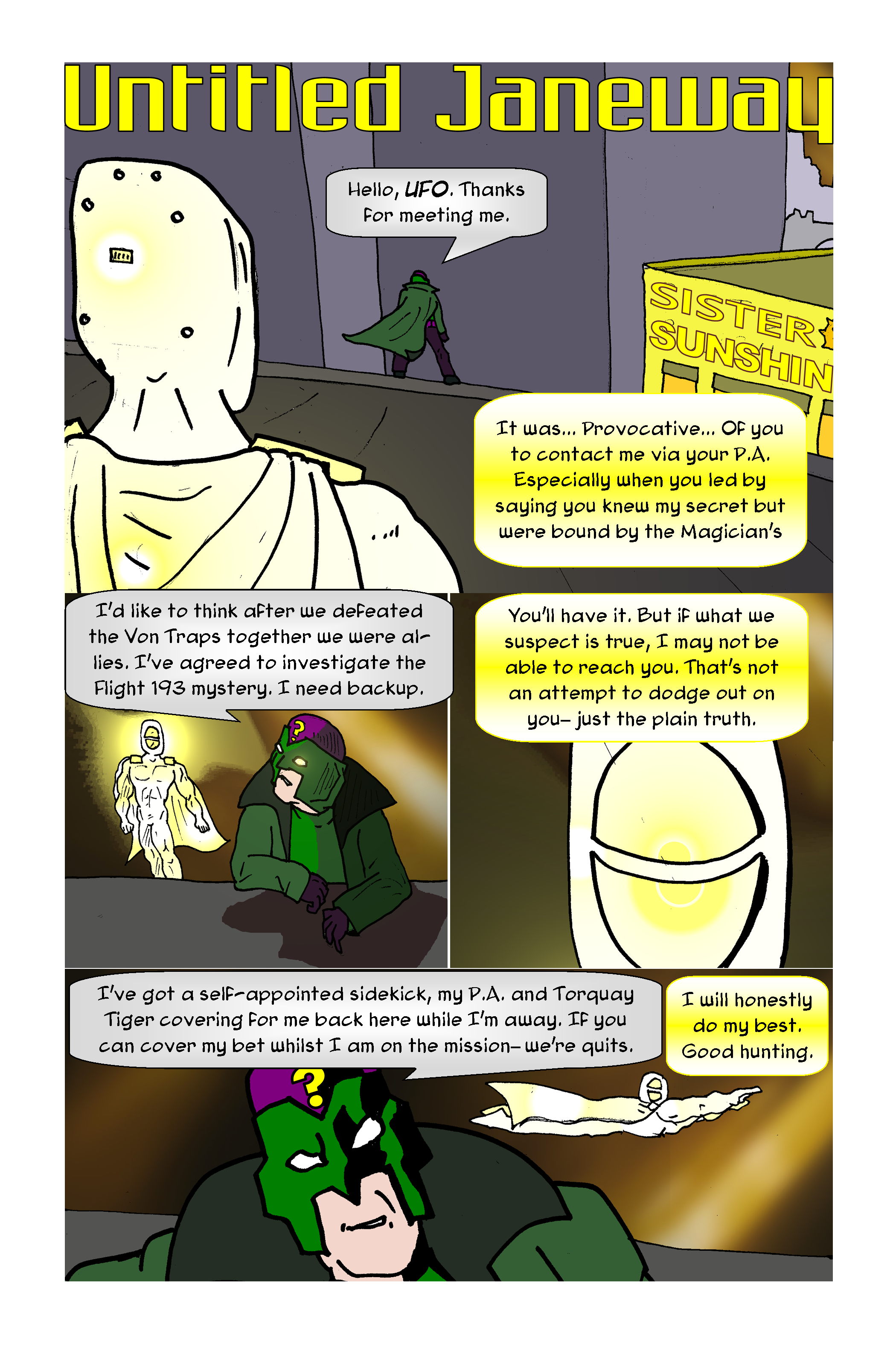 Conundrum Issue 1 Page 34