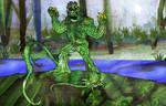 #SwampMan Swamp Man