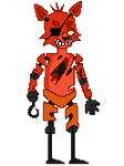 Five Nights at Freddy's - Foxy sprite