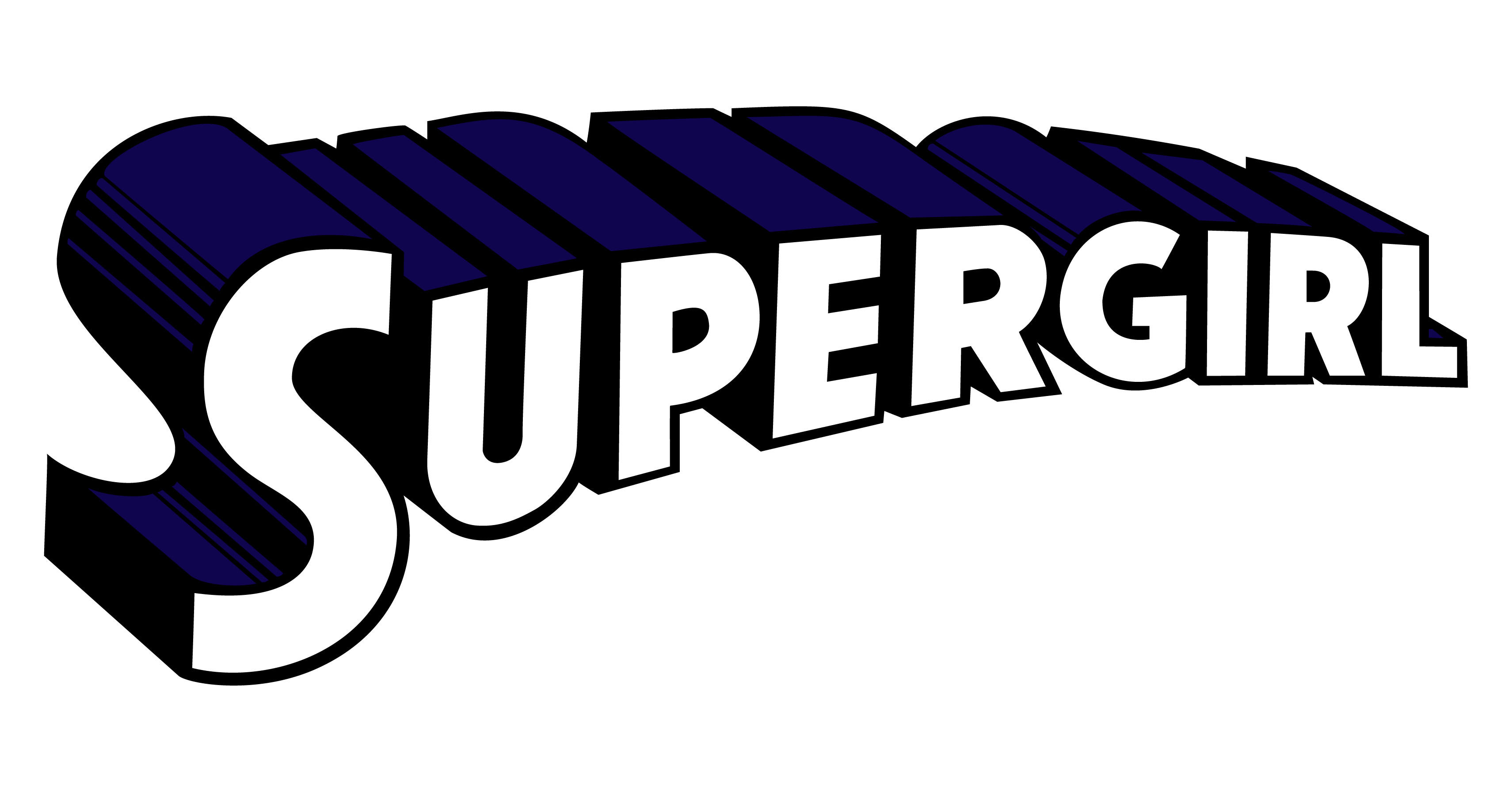 photo relating to Supergirl Logo Printable titled Supergirl Symbol Vector