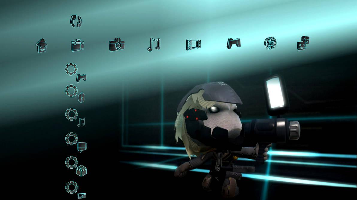 LittleBigPlanet PS3 Theme 3 by LittleBigKiminski on DeviantArt