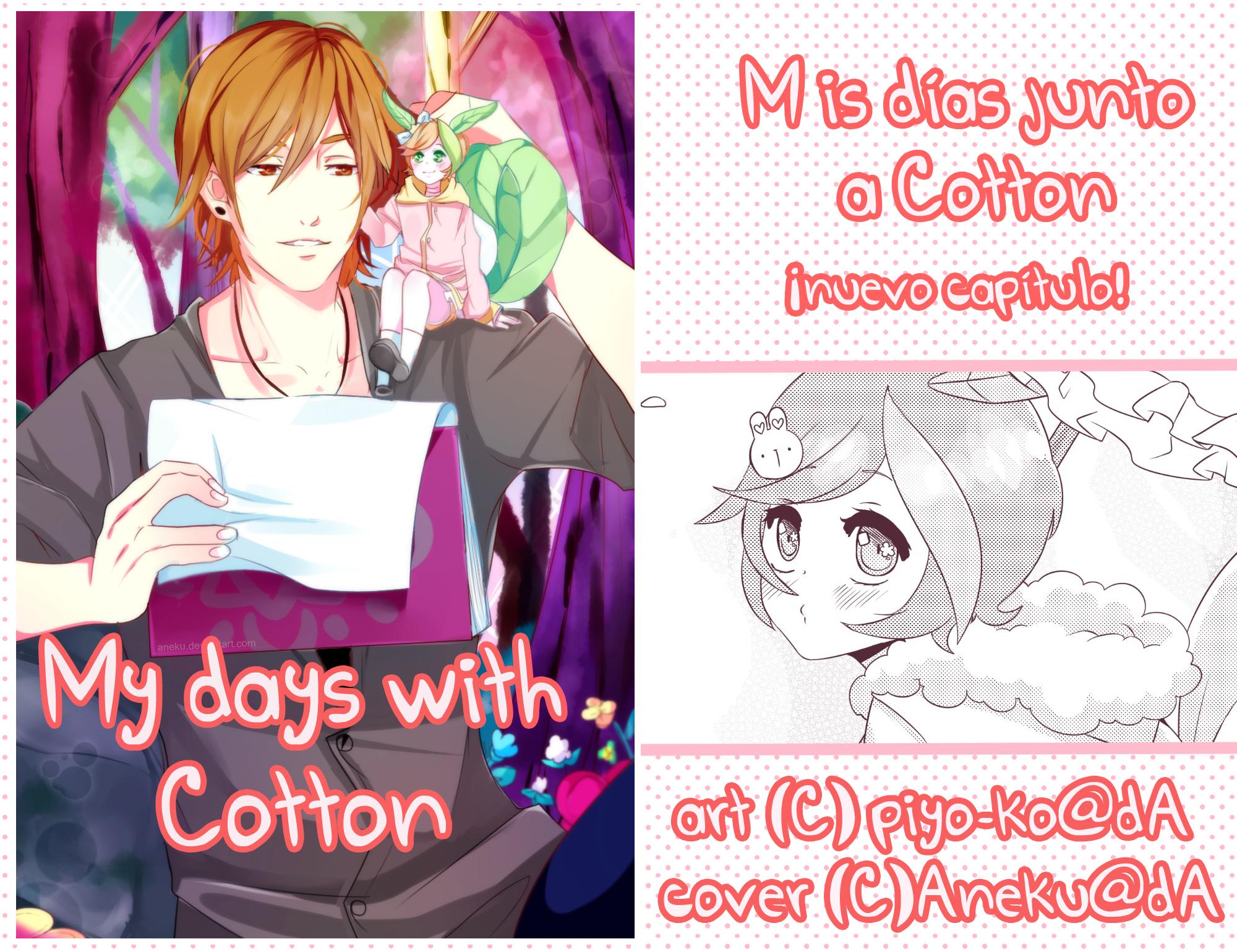 Mis dias junto a Cotton  capitulo 02 esp/eng by piyo-ko