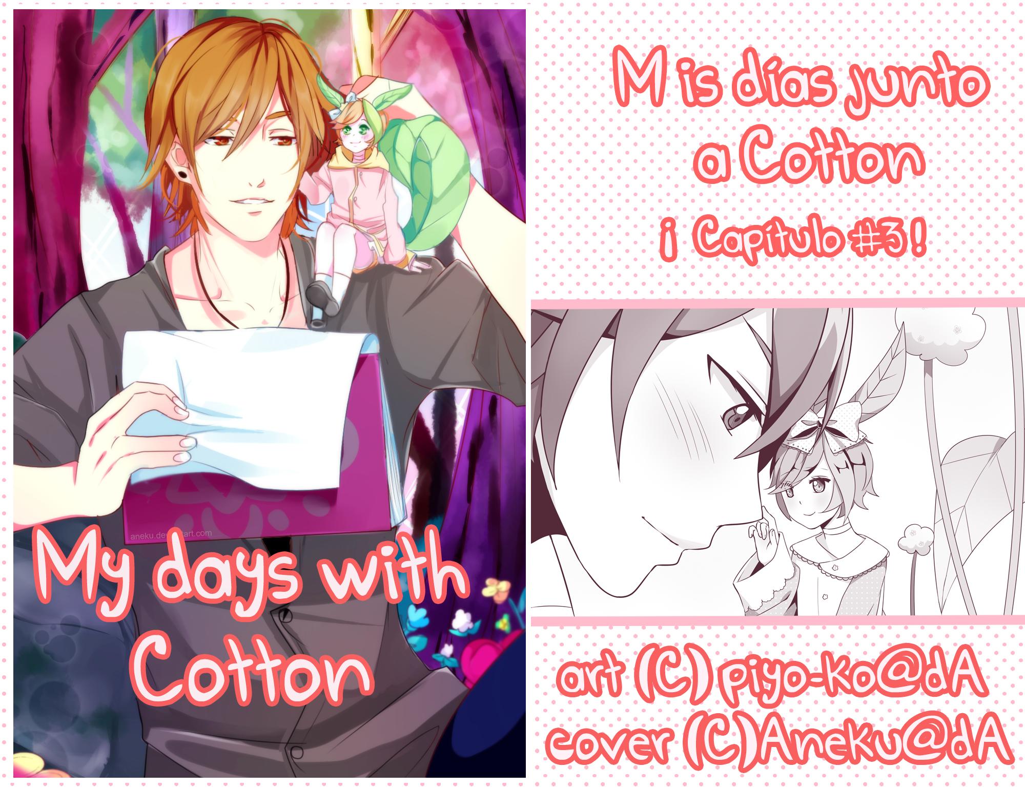 Mis dias junto a Cotton capitulo 03 esp- eng by piyo-ko