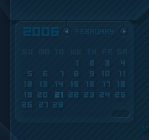 Destinyzator Calendar for DX3 by wolsh