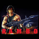 Rambo Movie Icon