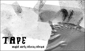 brushes: tape