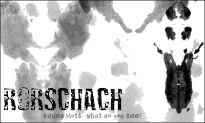 brushes: rorschach by memorycharm