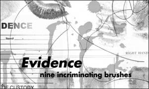 brushes: evidence