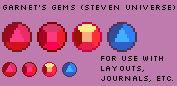 Garnet's Gems (F2U Icon Pack) (updated)