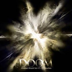 Doom Abstract Brush Set 2 by 12elinquish