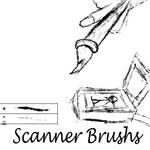 Scanner Brush