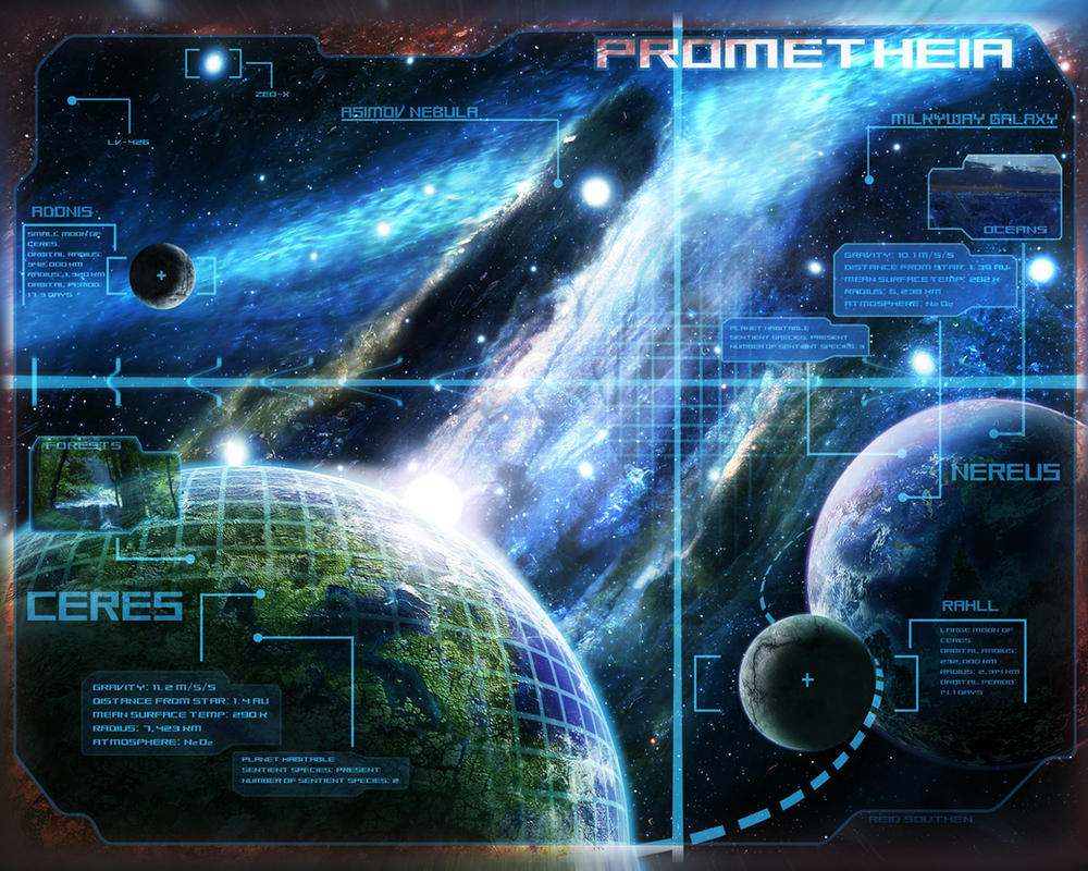 Prometheia by Rahll