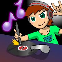 DJManiax by TaroNuke