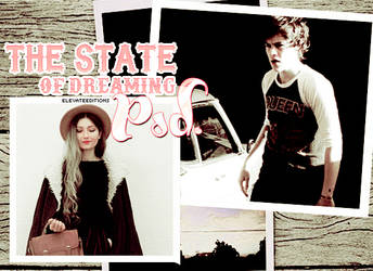 The State Of Dreaming PSD by ElevateEditions