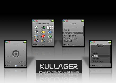 Kullager for T610 and T630