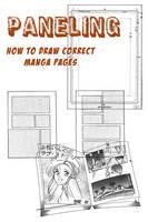 Manga Tips 3 :: Paneling by WickedJuti