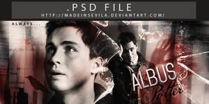 PSD FILE - 002 - Albus Potter
