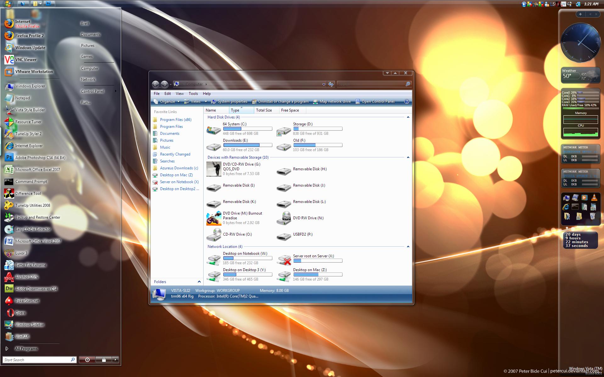 BluClear for Vista Beta 1