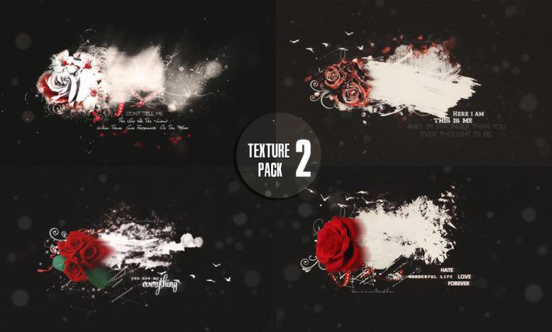Dark Texture Pack by Eminee1D