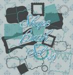 Shape Brush Set #2