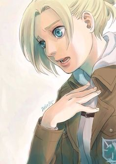 Aot Erwin X Male Reader Lemon