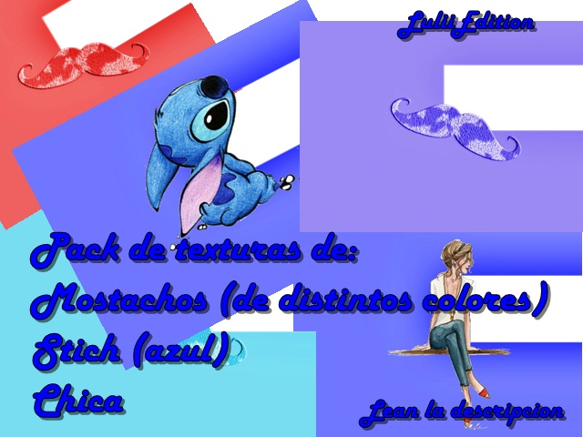 Pack de texturas by LuliiEdition