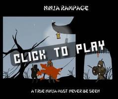 Ninja Rampage by The-Titan