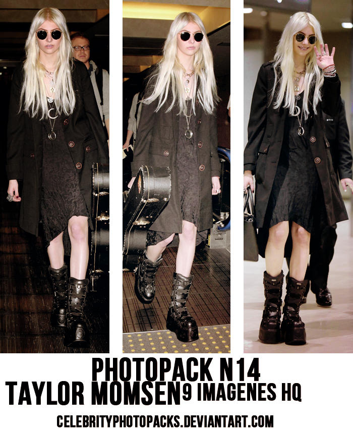 Photopack N14 Taylor Momsen by CelebrityPhotopacks