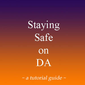 Staying Safe on DA