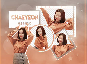 Kim ChaeYeon (BUSTERS) // Png Pack 12 by hxttexk