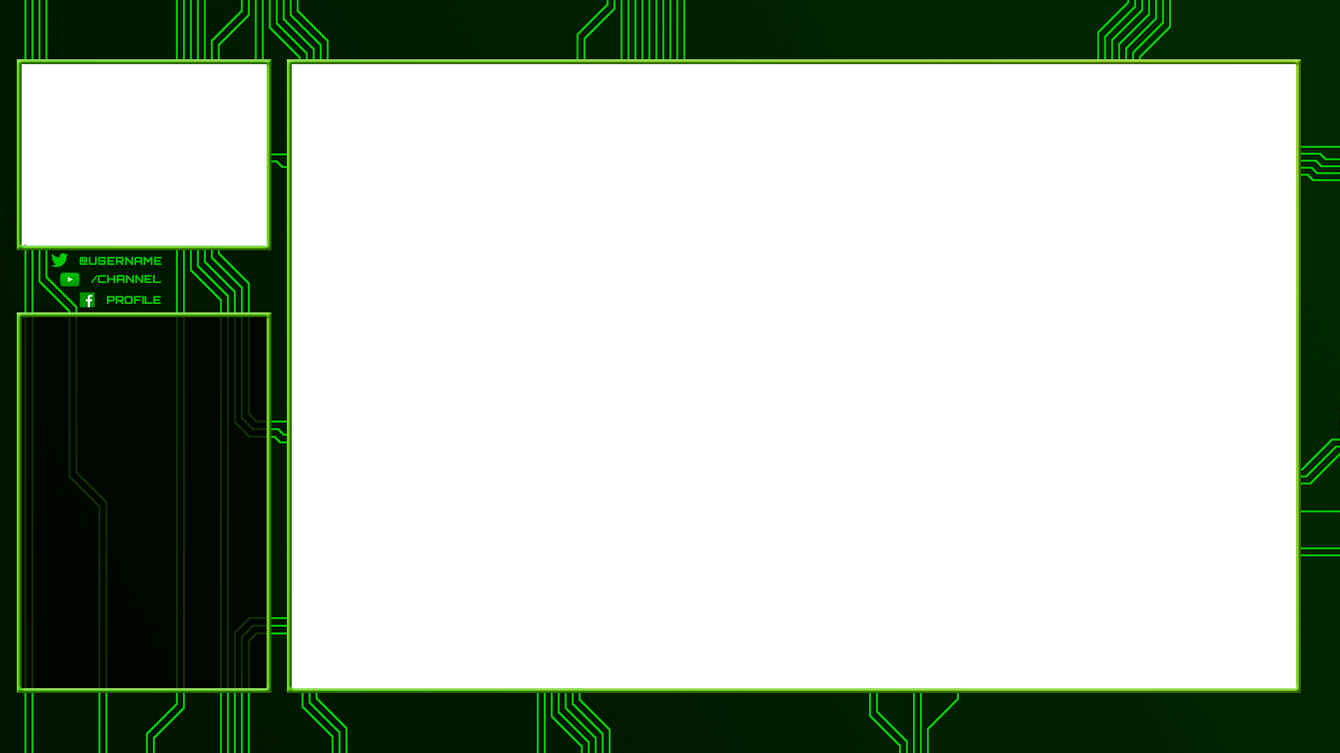 16:10 twitch Overlay - Circuits by zigarot on DeviantArt