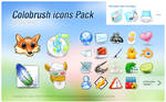 Colobrush icons pack